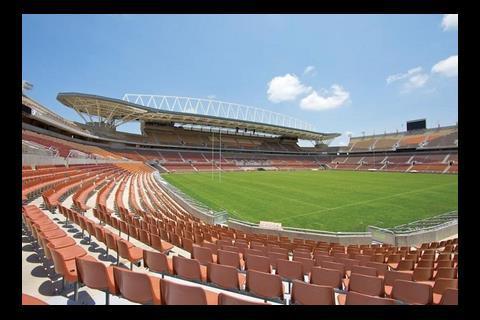 Introducing Polokwane's all-new Peter Mokaba stadium …
